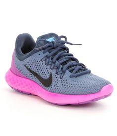 Nike Women´s Lunar Skyelux Lace-Up Training Shoes #Dillards