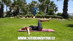 30ti denní výzva - 5 ověřených cviků pro břicho snů Body Fitness, Health Fitness, 30 Day Challenge, Beach Mat, Challenges, Challenge 30 Days, Fitness, Health And Fitness