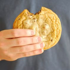 Giant Chocolate Chunk & Chip Cookies