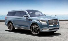 LA GAZETTE AUTOMOBILE: Photo du jour : Lincoln Navigator Concept