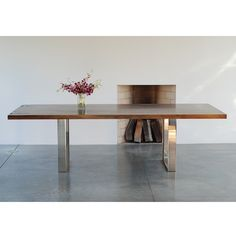 Dining Table   Mark Albrecht   SUITE NY