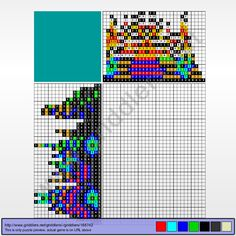 Griddlers Puzzle 188742 Maneki-neko
