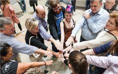 """best team building icebreaker questions for work/fun with virtual icebreakers, fun icebreakers, weird icebreakers, """"would you rather"""" questions + Team Building Questions, Team Building Icebreakers, Fun Icebreakers, Icebreaker Activities, Leadership Activities, Physical Education Games, Health Education, Physical Activities, Team Activities"""