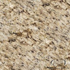 Santa Cecilia Light granite is a natural stone that could be used for kitchen countertop surfaces.