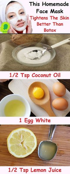 3-Ingredient Face Mask That Will Make You Look 10 Years Younger - How To Get Rid of Wrinkles – 13 Homemade Anti Aging Remedies To Reduce Wrinkles and Look Younger