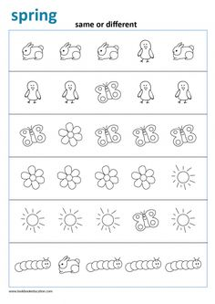 Nursery Worksheets, Free Kindergarten Worksheets, Worksheets For Kids, Preschool Kindergarten, Preschool Writing, Free Preschool, Community Helpers Worksheets, Pre Primary School, Do A Dot