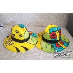 Diy Hat, Chibi, Drawings, Stuff To Buy, Ideas, Straw Fedora, World, Shoes Sandals, Paintings