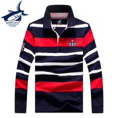 a688c8befd13aa Men Striped Polo T-Shirt Large Size T-shirt