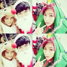 Dokyun, Sihyoung & Kyungil