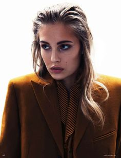 Nadja Bender for Vogue Germany