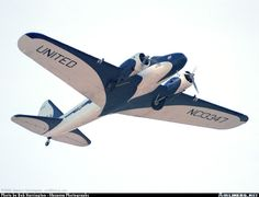 Boeing 247D aircraft picture