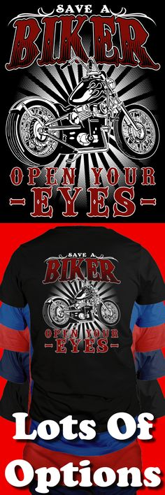 Biker Shirt: Are You A Biker? Do They Open Their Eyes? Great Motorcycle Gift! Lots Of Sizes & Colors. Like Custom Motorcycles, Baggers, Choppers, Harley Davidson Bikes or the Biker Life? Strict Limit Of 5 Shirts! Treat Yourself & Click Now!  https://teespring.com/DY56-425