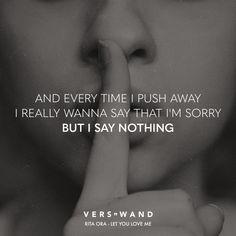 Im Sorry Lyrics