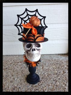 Crazy Hat Halloween Decoration for Halloween Party