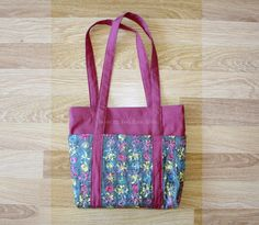 Diaper Bag, Reusable Tote Bags, Sewing, Knit Bag, Tejidos, Dime Bags, Hand Crafts, Needlework, Sew