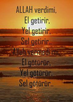 vefanın gereğini yerine getirebilmenin hele günümüzde kolay bir iş olmadığı da muhakkak. Zira görmek istemeyene birşeyi göstermek, duymak istemeyene bir şeyi işittirmek, şartlanmış olana da bir şeyi... Islam Muslim, Allah Islam, Wisdom, Amigurumi, Quotes, Allah