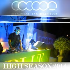 High Season 2014 Beach Club Bali and that is how Cocoon does high season. We cant wait to do it all again with you next year. Hit the HD button for best viewing Event Flyers, Beach Club, Cant Wait, Restaurant Bar, Bali, Seasons, Button, Concert, Recital
