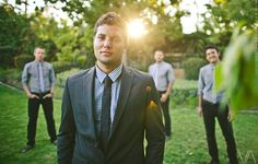 groom and groomsmen inspiration.