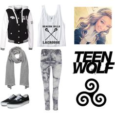 """TEEN WOLF"" by jessmrainey on Polyvore"