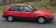 Bid for the chance to own a 1988 Mazda 323 GTX AWD Turbo at auction with Bring a Trailer, the home of the best vintage and classic cars online. Mazda Cars, Classic Cars Online, Vehicles, Amazing, Style, Cars, Swag, Car, Outfits