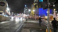 The Christmas Market at Potsdamer Platz.