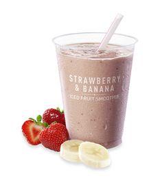 Healthy Recipes   Strawberry-Banana Smoothie: Secret Recipes Step By Step!   http://makefruitsmoothies.com