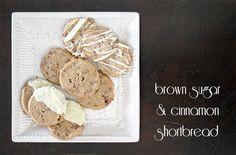 Brown Sugar & Cinnamon Shortbread