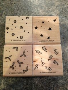 Stampin Up! 2000 Background Basics