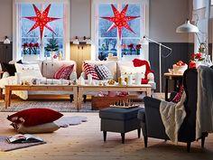 Hol dir Weihnachten in dein Wohnzimmer