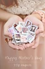 Make DIY gift for best friend yourself - make the 25 best gift ideas for women yourself - DIY photo magnets – small gifts for girlfriend The Effective Pictures We Offer You About projects - Diy Photo, Photo Craft, Mini Magnets, Photo Magnets, Magnets Crafts, Diy Projects To Try, Craft Projects, Photo Projects, Diy Mothers Day Gifts
