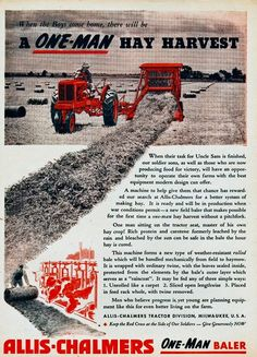 Glorious Deutz Tractor Advertisement Removed From A 1957 Farming Magazine Other Media Farming & Agriculture