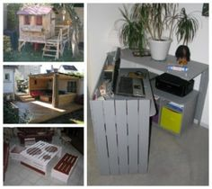Projects Inspired by 1001Pallets