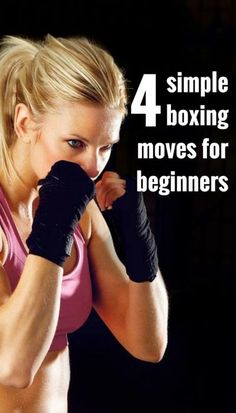 4 Simple Boxing Moves For Beginners | Fit Villas