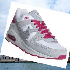 best authentic 02b11 28c67 A buon mercato Sito Affidabile Ladies - Scarpe da ginnastica Nike WMNS  Comuomod Air Max grigio Pelle   rosa   bianco