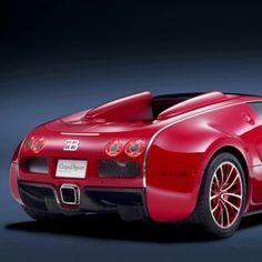 Bugatti Veyron Grand Sport by Janny Dangerous