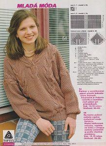 1997-2 | pletení