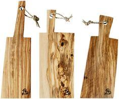 ABC Home olive wood cutting board