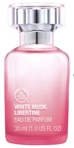 The Body Shop White Musk Libertine.  Sensual floral-musk scent.