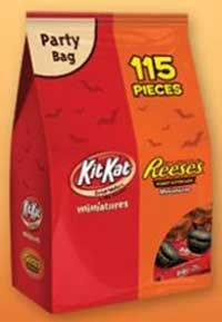 Mommy Living the Life of Riley! Reese's and KitKat Halloween Candy Giveaway