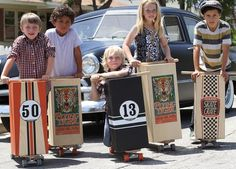 Skate Crates : so amazingly cool!