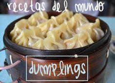 dumplings de carne al vapor :)