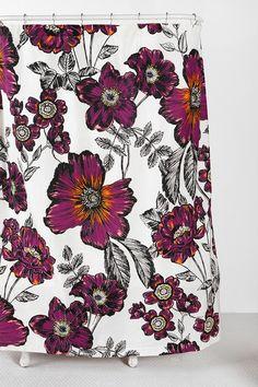 Shower curtain $24.99 would make a beautiful out door furniture pattern