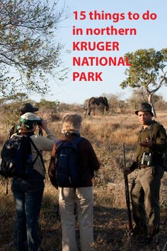 Kruger is the flagship of the South African national parks, one of Africa's best places to see a diversity of wildlife. Here are 15 things to do in northern Kruger National Park. Slow Travel, Travel Tips, Kruger National Park, National Parks, African Vacation, Stuff To Do, Things To Do, All About Africa, To Go
