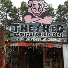 MISSISSIPPI: The Shed BBQ & Blues Joint, Ocean Springs | America's Most Popular Bars In 2013