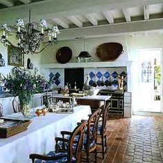 Brabourne Farm: French Country House