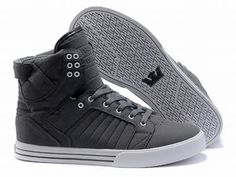 cc97a49fdc2a1 Now Buy Supra Skytop Grey White Shoes Men s Shoes Discount Save Up From  Outlet Store at Pumaslides.