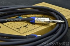 FREE THE TONE / INSTRUMENT CABLE CU-6550LNG 3.0M S/S ストレート/ストレートの最安値