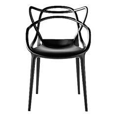 buy philippe starck for kartell masters chair black online at john