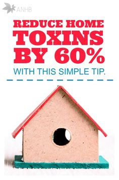 Learn how you can reduce home toxins with this one simple change. So easy! Hint: this is a tradition in many Hawaiian homes.