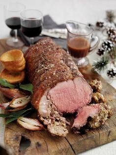 Christmas Roast Welsh Beef Sirloin
